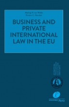 M.H. ten Wolde, K.C. Henckel,Business and private international law in the EU